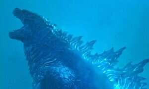 Plakaty z filmu Godzilla: Król Potworów. Legendarne potwory w pełnej krasie