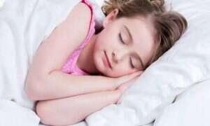 Dobry sen pomaga dzieciom być zdrowszymi