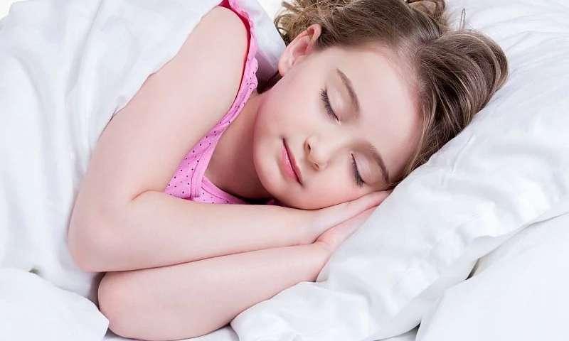 dzieci, sen, spanie dziecko, dzieci spanie, dobry sen, sen a waga, sen a masa ciała, wpływ snu