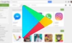 Google zmienia design sklepu Play