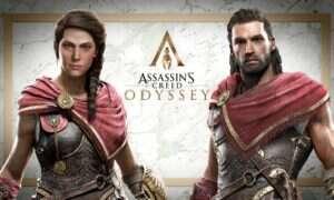 Gracze Assassin's Creed: Odyssey wolą grać mężczyzną niż kobietą