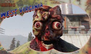 Gracze Fallout 76 robią świetne pocztówki z glitchami i błędami