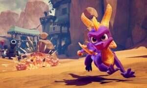 Gracze oraz deweloperzy krytykują Activision za brak napisów w Spyro