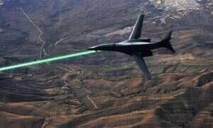 Siły Powietrzne USA przetestują broń laserową
