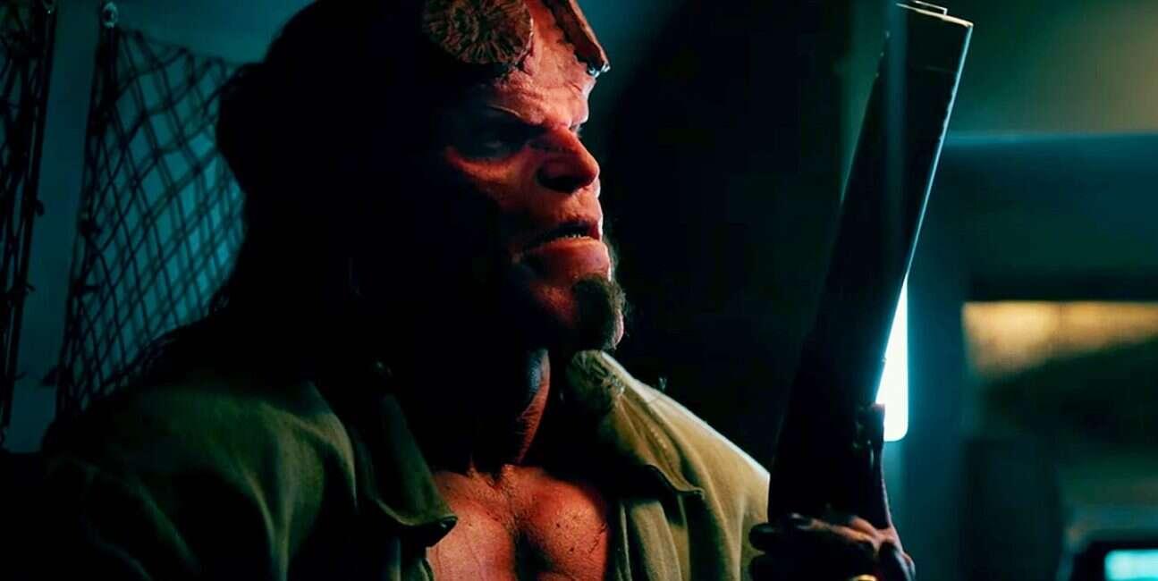 Hellboy będzie kąpać się we krwi