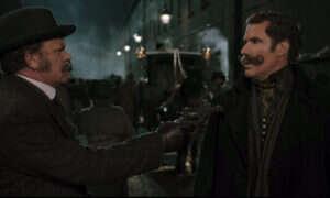 Film Holmes & Watson był tak zły, że nawet Netflix go nie chciał