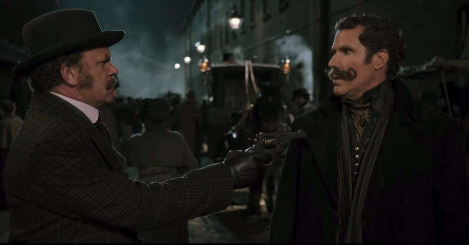 Holmes & Watson, film Holmes & Watson, netflix Holmes & Watson, opinia Holmes & Watson
