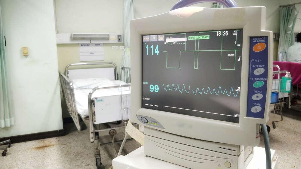 OIOM, SOR, oddział intensywnej terapii, umieralność, wzrost, znaczenie wzrostu
