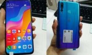 Nowe zdjęcia Huawei Nova 4