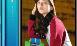 W sieci pojawiły się rendery i specyfikacja Huawei Y7 2019