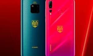 Huawei zaprezentuje specjalne edycje Mate 20 i Nova 4