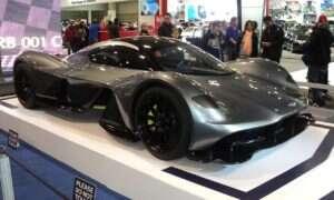 Hypercar Valkyrie od Aston Martin i Red Bull może trafić na tor