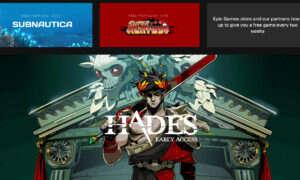 Jak Epic Store zapewnia sobie gry na wyłączność?