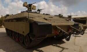 Izraelski Namer może być przyszłością armii USA