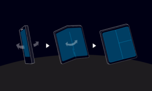 Powstanie ograniczona liczba składanych smartfonów od Samsunga