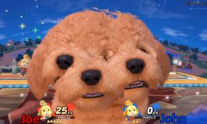 Isabelle z Super Smash Bros. Ultimate może zepsuć nam grę
