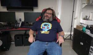 Jack Black zakłada kanał o grach wideo!