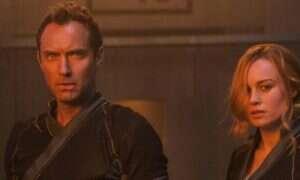 Nadal nie wiadomo, kogo zagra Jude Law w Kapitan Marvel