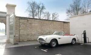 Dziedzictwo EV w wykonaniu Aston Martin gwarantuje oryginalność klasyków