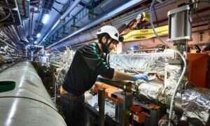 Wielki Zderzacz Hadronów utoruje drogę do wysokoenergetycznych kolizji