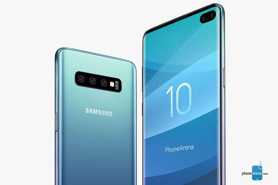 Samsung Galaxy S10+, ekran Samsung Galaxy S10+, osłona Samsung Galaxy S10+, wyświetlacz Samsung Galaxy S10+,