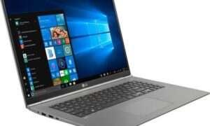 LG zaprezentowało laptopa Gram 17