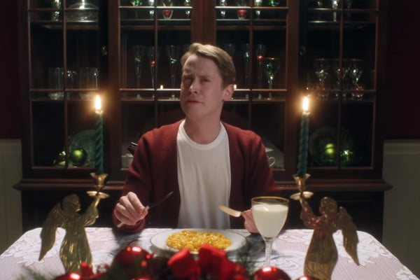 Kevin sam w domu, asystent google, Kevin sam w domu google, reklama asystenta google, Macaulay Culkin