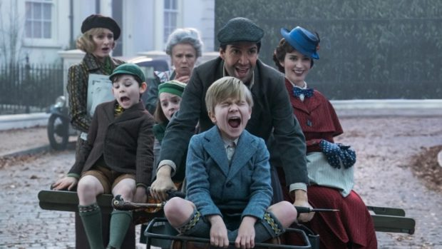 Recenzja filmu Mary Poppins powraca