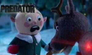 Świąteczny zwiastun Predatora
