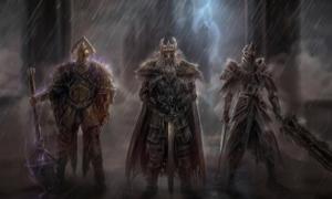 Mod do Dark Souls 2 sprawia, że gra jest jeszcze trudniejsza