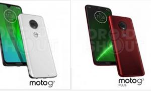 Moto G7 trafi do sprzedaży w Brazylii w lutym