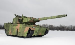 BAE Systems opracowuje nowy pojazd dla armii USA