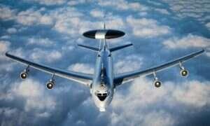 Zakończyła się modernizacja samolotów Sentry E-3A AWACS