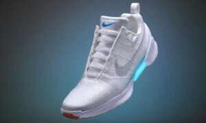 Samowiążące się buty od Nike już w przyszłym roku