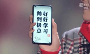 Huawei zapowiada premierę Nova 4