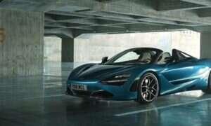 McLaren 720S Spider w wersji kabriolet nadal zachwyca prędkością