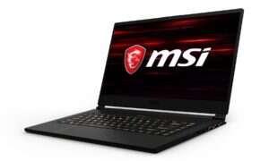 Nowe laptopy z Nvidia Max-Q