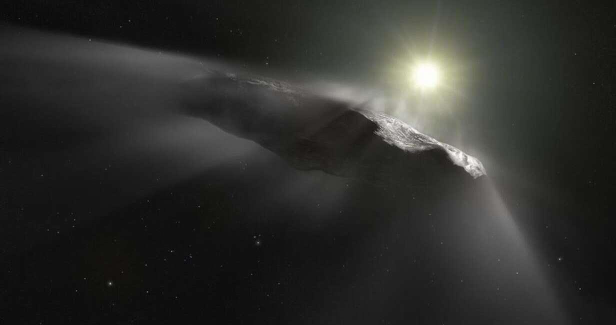 Oumuamua, seti Oumuamua, seti obcy, Oumuamua sygnały, sygnały radiowe Oumuamua