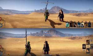 Zwiastun Outward prezentuje RPG na podzielonym ekranie