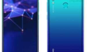 Znamy wydajność smartfona Huawei P Smart 2019