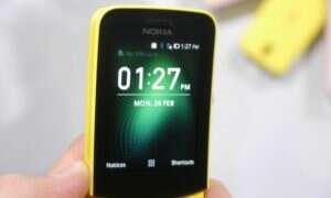 Nokia TA-1114 to telefon z tradycyjną klawiaturą