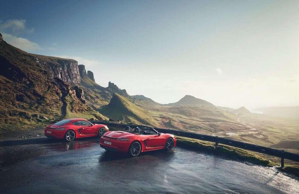 Porsche Cayman i Boxer w nowym turystycznym wydaniu (2)