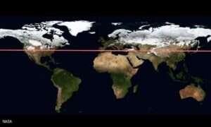 """Milion lat temu klimat zaczął się ochładzać za sprawą lodowego """"muru"""""""