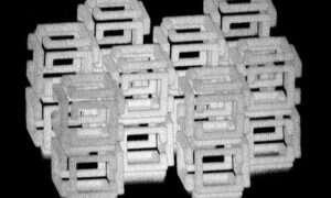 Naukowcy mogą zmniejszać obiekty 3D do jednej tysięcznej wielkości