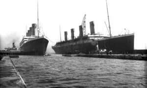 Poszukiwanie Titanica czy może poszukiwanie zaginionych okrętów nuklearnych?