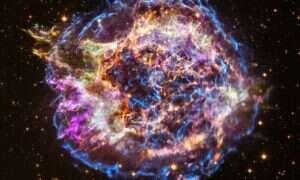 Zobaczcie efekty eksplozji supernowej dzięki trójwymiarowemu modelowi