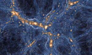 Udało się odnaleźć chmurę gazu powstałą miliardy lat temu