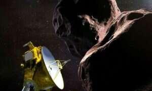Sonda New Horizons zbliża się do celu oddalonego o miliardy kilometrów