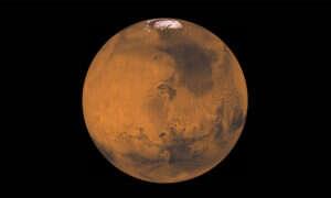 Gdzie się podział metan z Marsa?