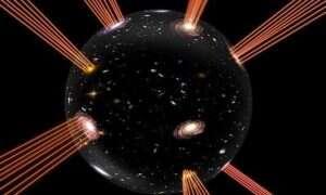 """Zdaniem naukowców Wszechświat porusza się po rozszerzającej się """"bańce"""""""